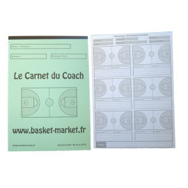 Carnet coach Basket