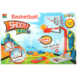 Shoot basketball