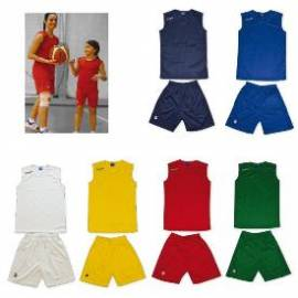 Lot de 10 ensembles basket Lay-Up