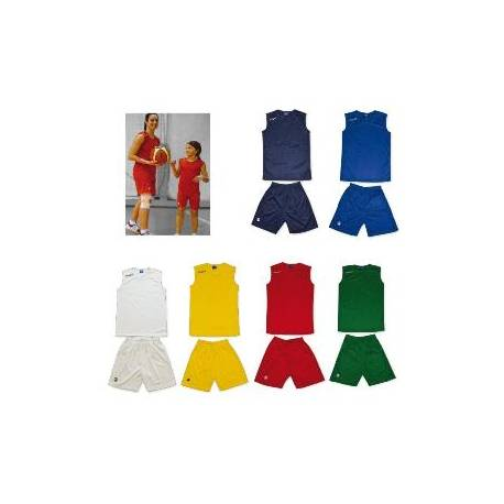 Lot de 10 ensemble basket Lay-Up