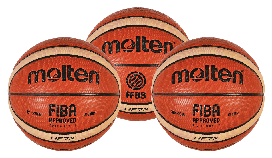 350c3219d06d2 - ballon de basket molten - ballons clubs - ballons de basket en lot - Lot  de 3 ballons Molten GF7X-GF6X- basket-market -