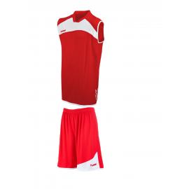 Ensemble short et maillot basket féminin