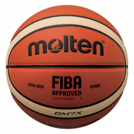 BALLON DE BASKET MOLTEN GM7X