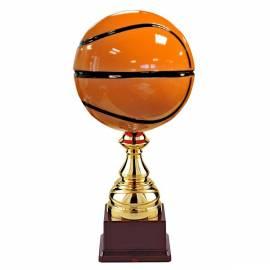 Trophée ballon de basket