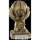 Trophée vainqueur ballon de basket