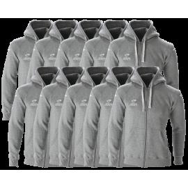 10 vestes capuche Batleboa