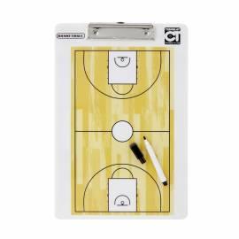 Plaquette coach basket
