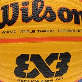Ballon de Basket réplica Wilson Fiba 3x3