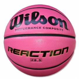 Ballon de basket Wilson Reaction Femme Rose