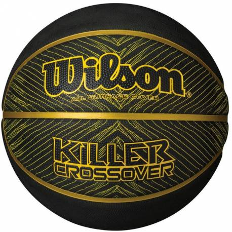 Ballon de Basket Wilson Killer Crossover