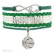 Bracelet Basketball