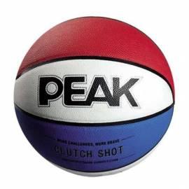 Ballon de basket Peak tricolore