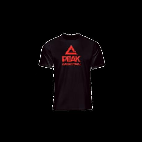 T-shirt Peak basketball