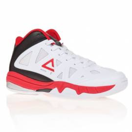 Chaussure VICTOR KIDS WHITE & Black-Red Peak