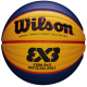 Ballon de Basket Fiba 3x3 Officiel Wilson
