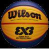 Ballon de Basket Wilson 3x3 Officiel FFBB