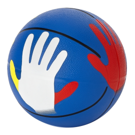 Ballon Hands-on-Basketball