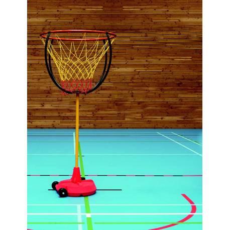 Panier géant basket santé
