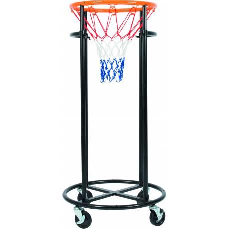 Panier baby-basket à roulettes
