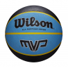 Ballon de basket Wilson MVP Black-Blue