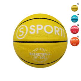 Ballon de basket couleur Sporti