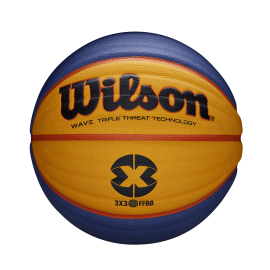 Ballon de Basket Fiba 3x3 Officiel Wilson