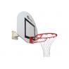 But de basket mural à hauteur fixe
