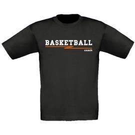 Tee-shirt coach basket