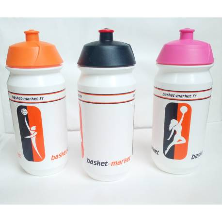 Bidon sport basket-market 500ml