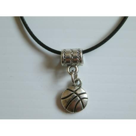 Pendentif -I Love Basket -