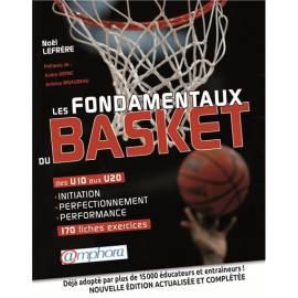 Les Fondamentaux du basket livre entraineur