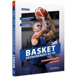 Basket -Entraînement au tir livre entraineur