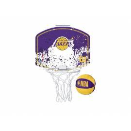 Mini-panier NBA Lakers Los Angeles
