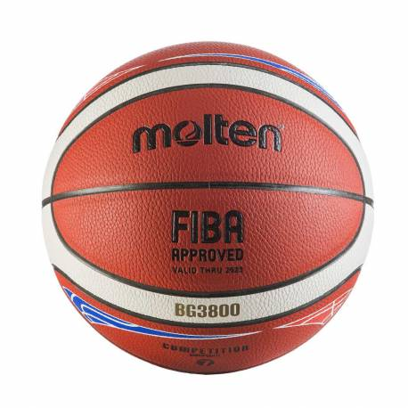 BALLON DE BASKET MOLTEN BG3800-FFBB- T7-T6