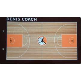 Plaquette basket -grand format-personnalisée