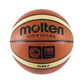 Ballon de basket Molten GM7-GM6-GM5