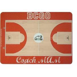 Planche coach basket personnalisée