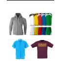 Textile-tenues club