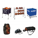 Accessoires ballons de basket