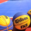 Ballon de basket 3C3 et loisir