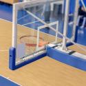Panniers et buts de basket pour collectivités, compétitions